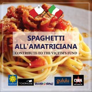 Spaghetti all'amarticana